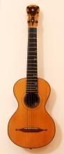 Гітара семиструнна. 2-а пол. 19 ст.