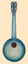 Укулеле-сопрано. 2015 р.