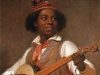 Гра на банджо. 1856 р.