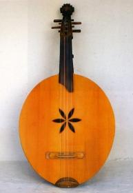 Кобза мамаївська