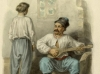 Ф.Солнцев. Акварель. 1844 р.