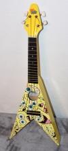 Бандурка з укулеле SpongeBob SBUVOFT